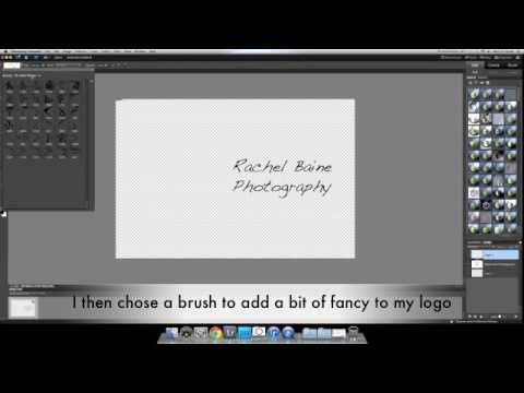 make a logo in photoshop elements youtube chemotherapy dreams pinterest logos a logo and 9. Black Bedroom Furniture Sets. Home Design Ideas