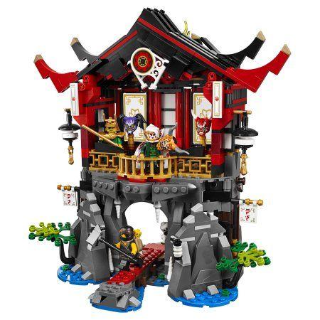 LEGO NINJAGO Temple of Resurrection 70643 Building Kit LEGO Complete Sets & Packs 765 Piece