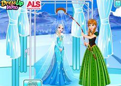 Juegos Anna.com > Juego: Ice Bucket Challenge Anna Frozen - Minijuegos de la Princesa Anna, Princesas Disney Latino en Español Juegos de vestir, maquillar, spa, manicura, pedicura, masajes.