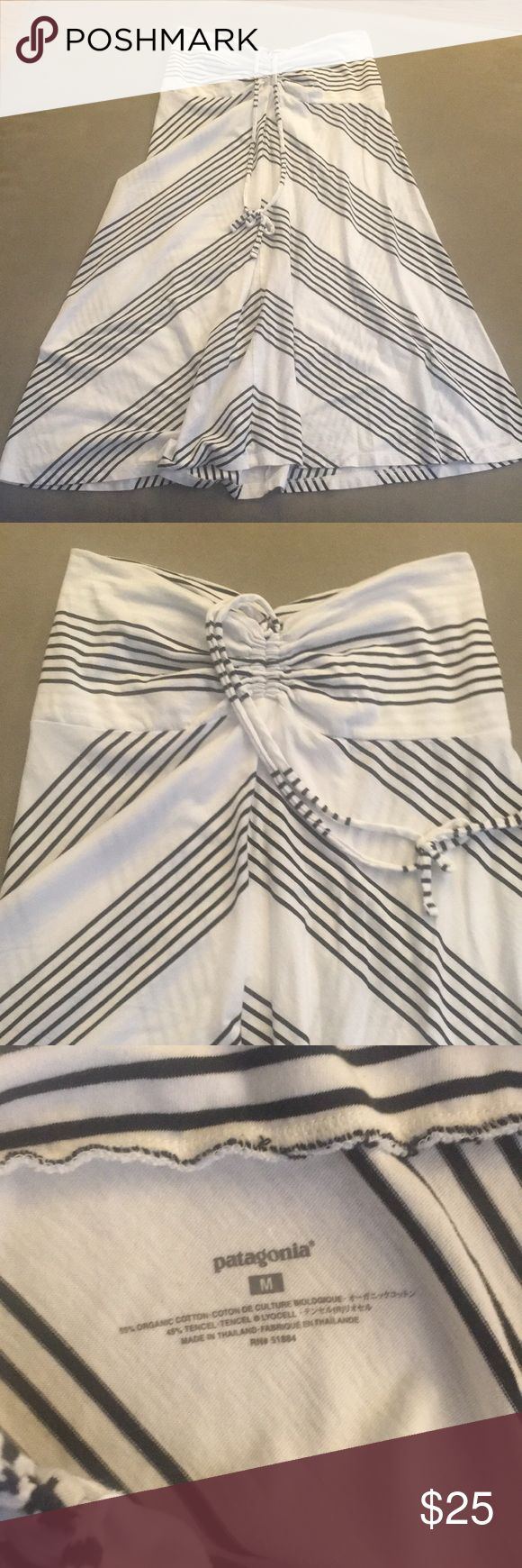NEW Patagonia black and white dress size medium NEW Black and white Patagonia dress size medium Patagonia Dresses