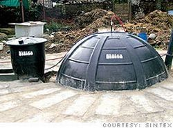 Green News: How Indian Machine Can Makes Biogas From Any Organic Substance