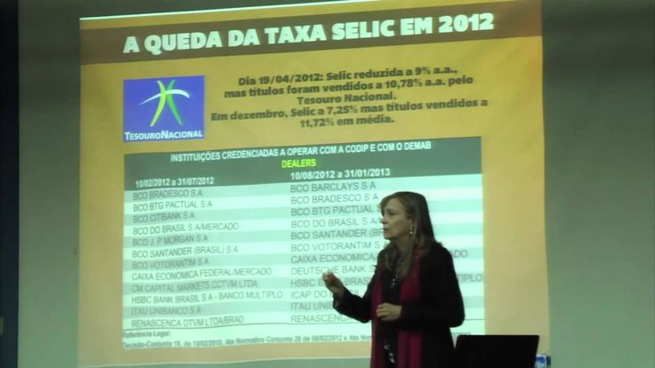 ECONOMIA: Lula e a dívida externa/rombo na economia/- Prof. Maria  Fatto...