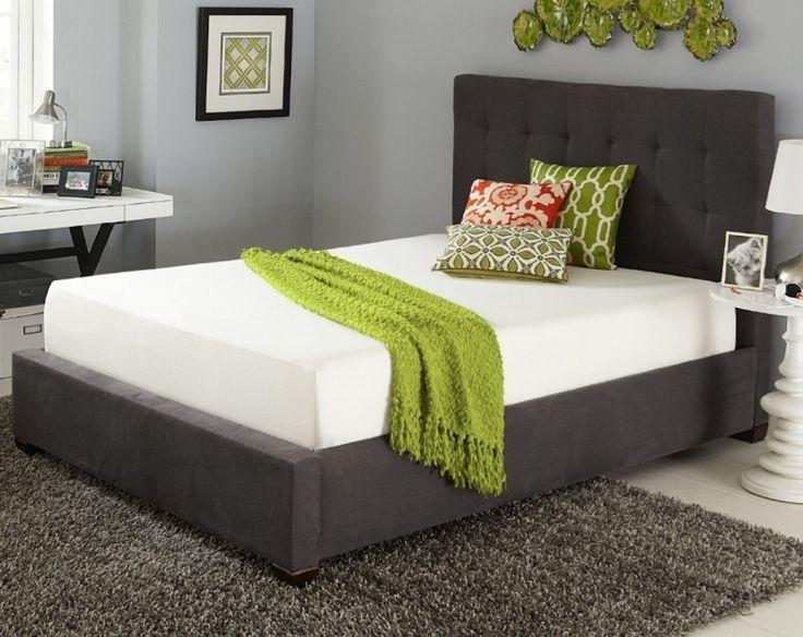 Die besten 25+ Sleepys mattress Ideen auf Pinterest Matratze auf - luxurioses bett design hastens guten schlaf
