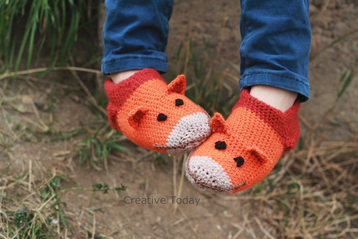 Slippers. (CreativeToday.breslo.ro)