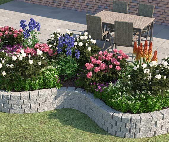 Die Besten 25+ Steingarten Anlegen Ideen Auf Pinterest