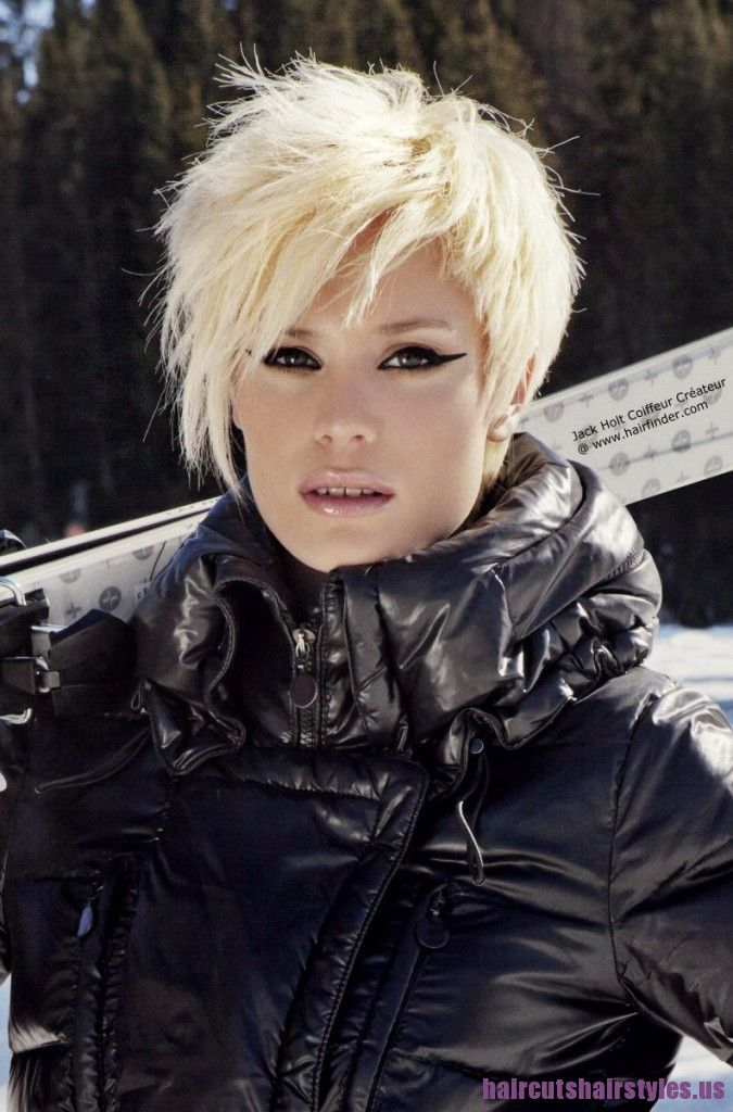 Swell 1000 Ideas About Short Funky Hairstyles On Pinterest Funky Short Hairstyles Gunalazisus