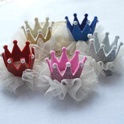 Hot sale! Lovely Baby Girls Noble Crown Faux Pearls Princess Hair Clip Hair Accessory for Party 5 Colors #>=#>=#>=#>=#> Click on the pin to check out discount price, color, size, shipping, etc. Save and like it!