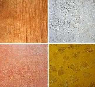 faux painting techniques that lend style to your room walls - Faux Finish Paint