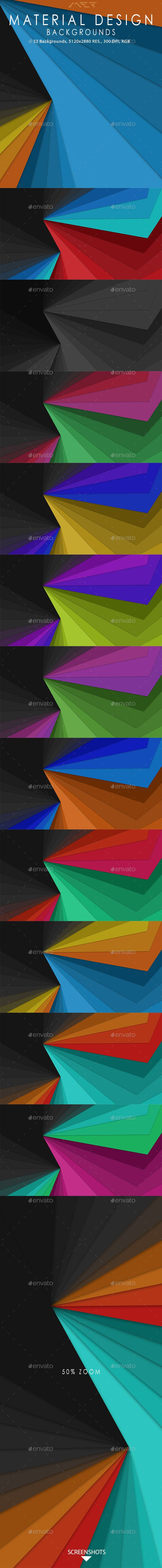 Material Design Backgrounds by M-e-f Material Design Backgrounds  high quality, nice modern design, retina screen resolution, good for using at the web, apps, presenta