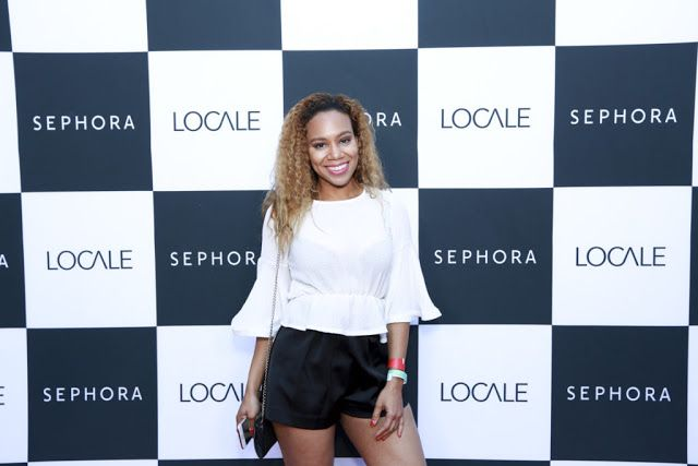 "Daisi ""Jo"" Pollard Sepulveda Now: Daisi Appears at Locale Magazine's Sephora Pre-Gra..."