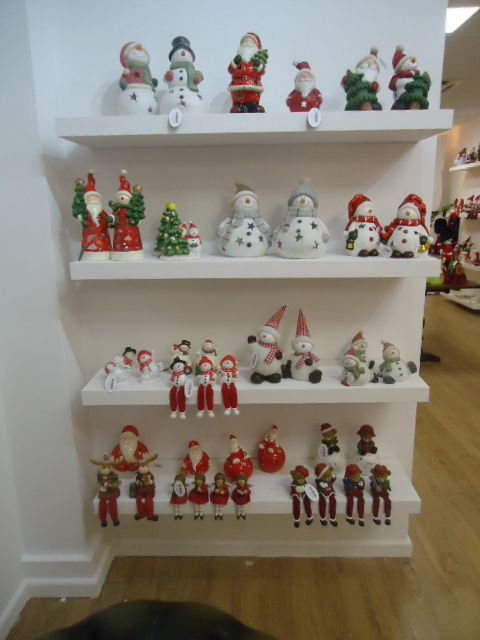 Jovial snowmen to bring a festive cheer to any home this Christmas.