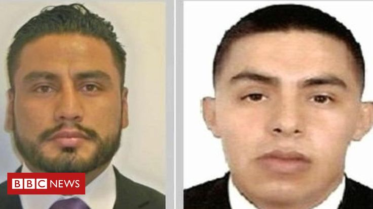 The two officers were seized by armed men thought to belong to the Jalisco New Generation cartel.