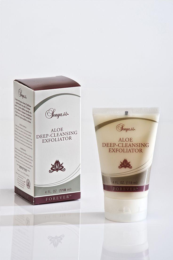 Esfoliante con Aloe e Jojoba, deterge in profondità ed ha un effetto esfoliante.  Contenuto 118 ml. 8art. 278)