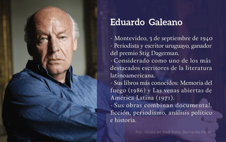 #Biografía de #Eduardo #Galeano