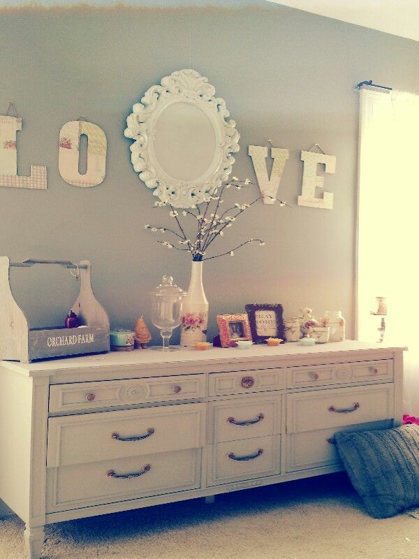 I have been searching hi and low for an extra long dresser like this