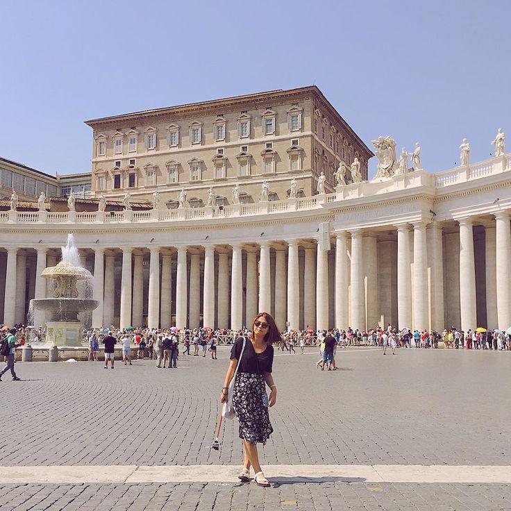 #travel #europe #vaticano #vatican #travelholic #serentrip #tourist #tourguide #유럽여행 #바티칸 #성베드로성당 #여행사진 #여행스타그램 #여행에미치다 #설레여행 #유럽어디까지가봤니 #여행자 #여행가이드 http://tipsrazzi.com/ipost/1510309397443458642/?code=BT1smUfjTZS