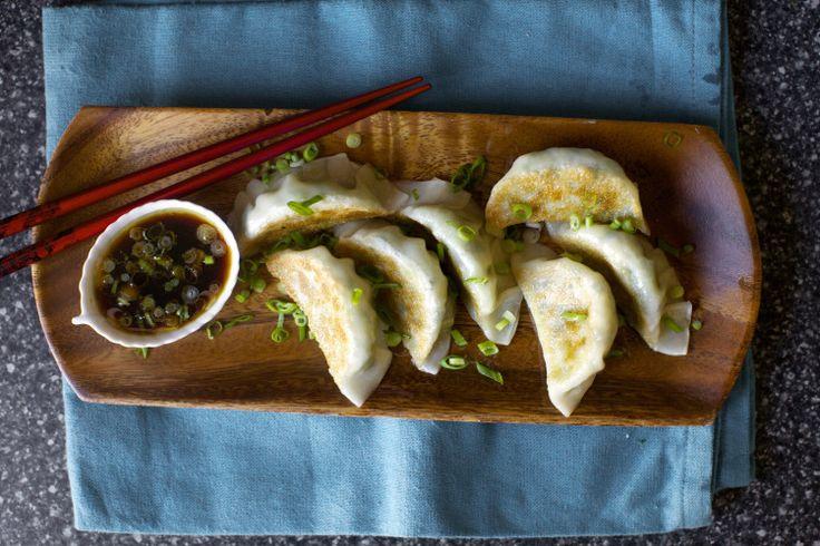 spring vegetable potstickers – smitten kitchen