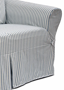 Beau Striped Sofa Cover Www Gradschoolfairs Com