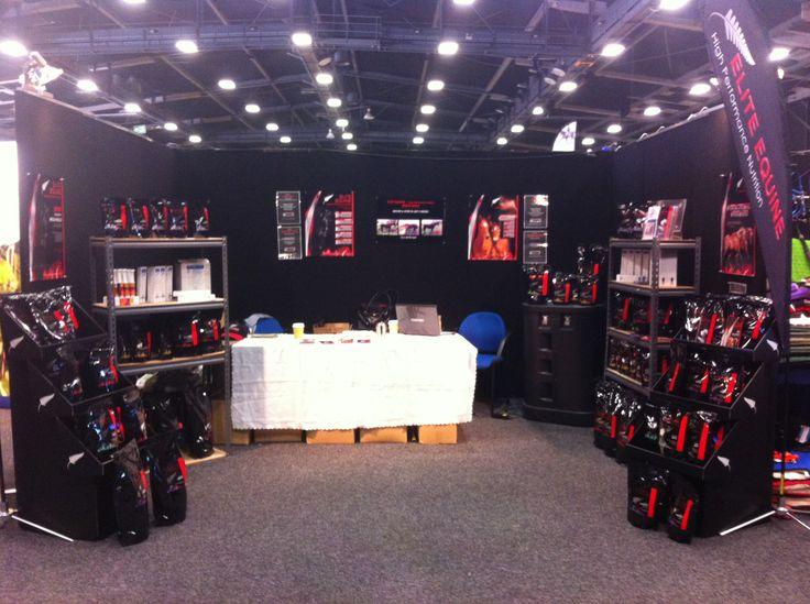 Trade Show - Equidays 2013 Mystery Creek Waikato, New Zealand