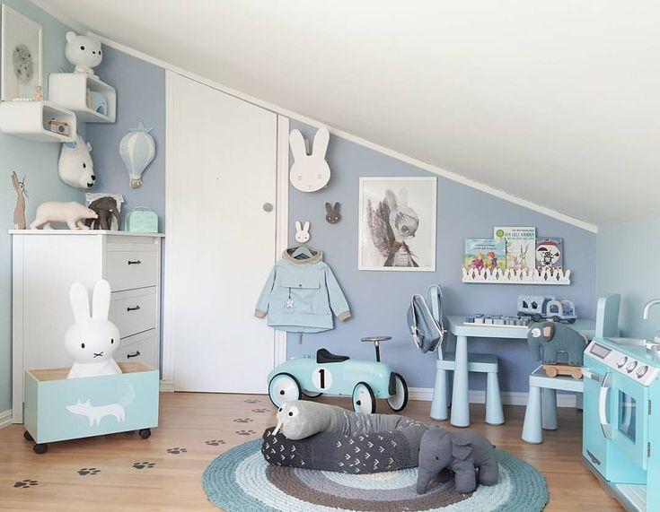 Bonnes franges week-end   – Kinderzimmer