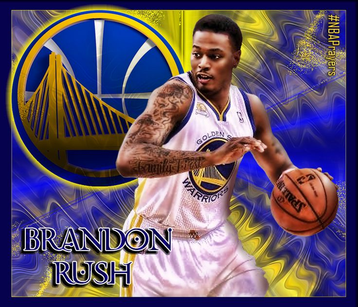 NBA Player Edit - Brandon Rush