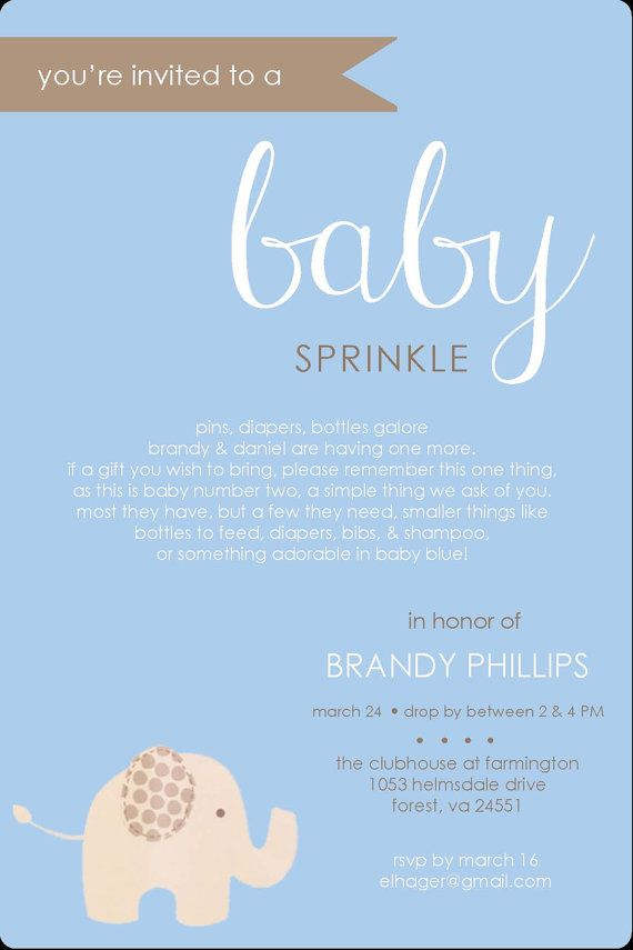 Find This Pin And More On 2nd Baby Sprinkle /shower Ideas By Itstheo.