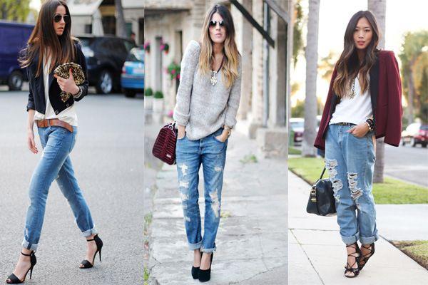 Todo lo que debes saber sobre los Boyfriend jeans