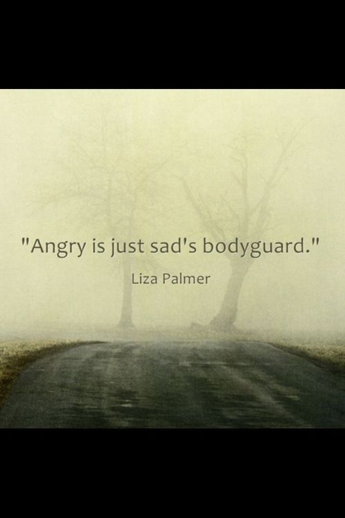 I have always intuitively realized this. It definitely makes life easier when you view others in this light. Ponder what hurt them, what tragedy occurred that brings about such anger? It turns from being angry back to empathizing. Even hoping to make someone feel better by trying to see things from their injured perspective. Sometimes the angriest person you've met is the softest and most vulnerable soul you'll ever encounter. I know because I married an angry man and he really is a softie.