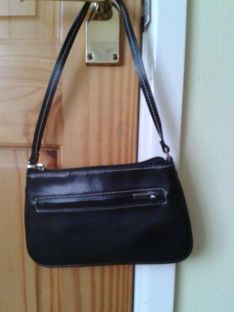 NEXT BLACK CUTE LITTLE IDEAL FIRST BAG UNDERARM