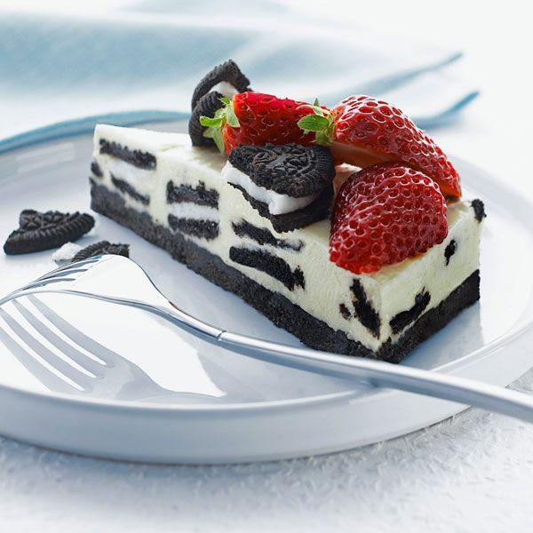 Cookies & Cream Slice  | Recipe | Everyday Delicious Kitchen