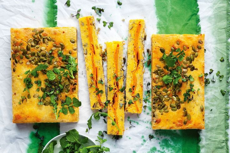 Food Editor Charlotte Bins-MacDonald creates the ultimate vegetarian slice. Perfect packed for a beach picnic over the warmer months.