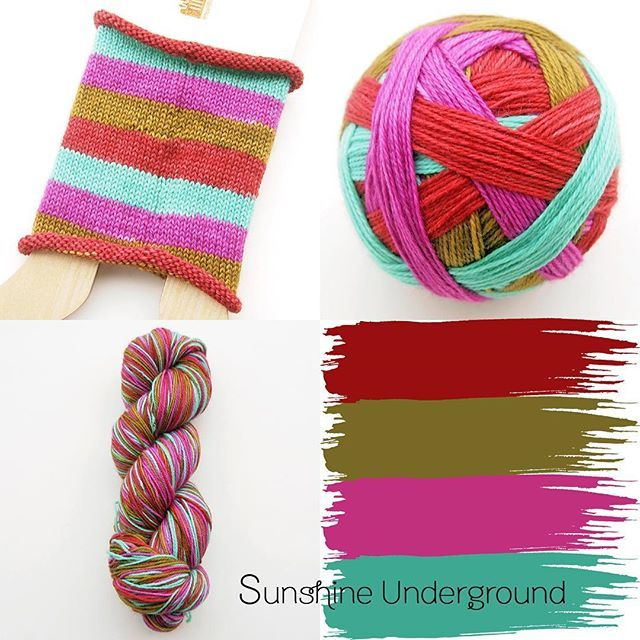 Sunshine Underground has been loaded up and is ready to go in the shop now