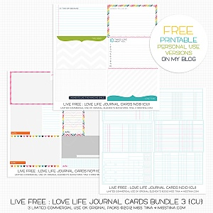 60 free printable journal cards for Project Life: Life Printables, Journals, Project Life, Free Printable Cards, Free Printables, Printable Journal, Journal Cards