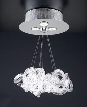 C122-96973-PC ELEGANCE Collection by PLC Lighting