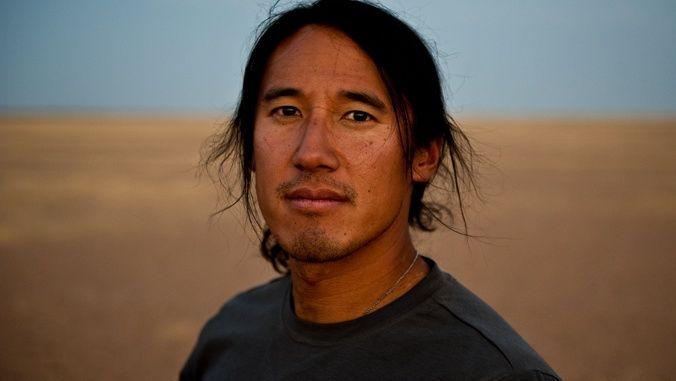 jimmy chin - photographer / rock climber
