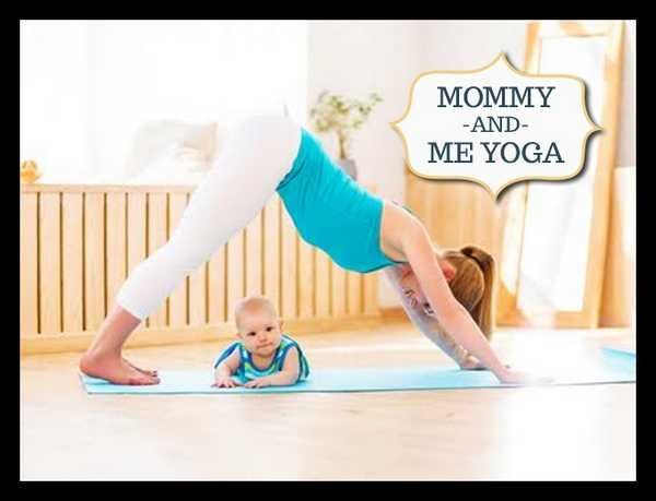 Mommy And Me Yoga Classes