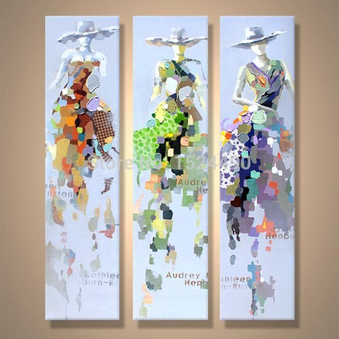 Купить товарМода девушка сверху девушка непосредственно от художника 100% ручной росписью современный мультфильм картина маслом на холсте стены искусства украшения дома в категории Рисование и каллиграфияна AliExpress.                             Уважаемый клиент,                                       Добро пожаловать в мой магазин!!  Оч