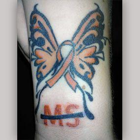 15 Inspiring Multiple Sclerosis Tattoos