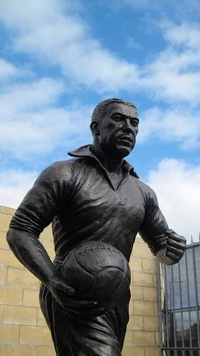 Everton Legend, Dixie Dean