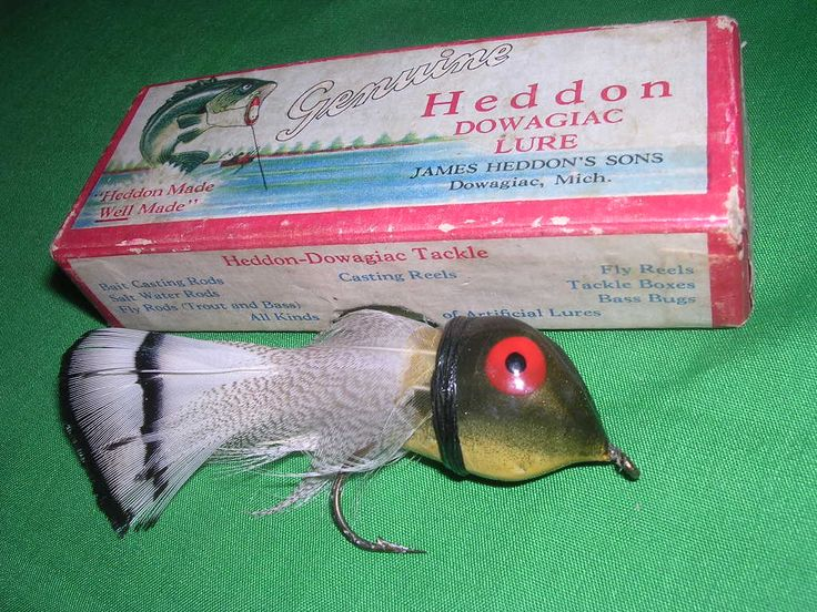 283 best rare fishing tackle images on pinterest fishing for Antique fishing lures prices