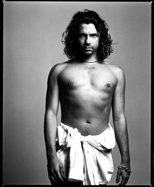 INXS's. Michael Hutchence ~ so beautiful, so sexy and left this earth way to early.  RIP
