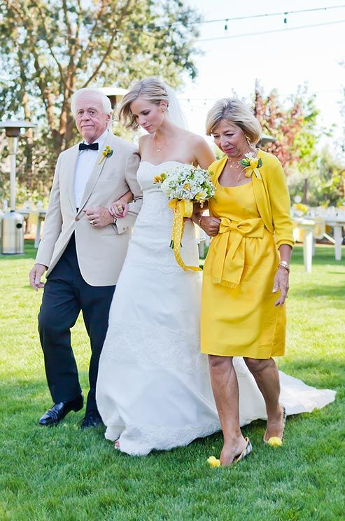 From helping you pick out your gown to selecting family traditions for   your ceremony, Mom is a go-to source of advice and information. Find out more.