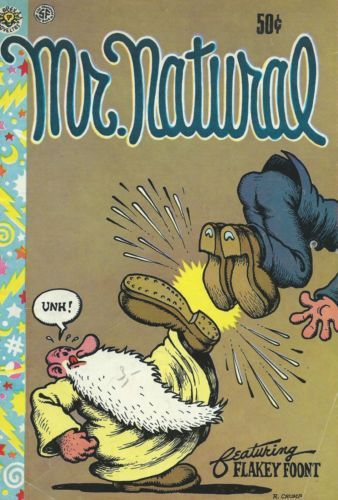 MR NATURAL 1 (1st Print, 1970). By ROBERT CRUMB. FN condition. ADULTS ONLY | eBay