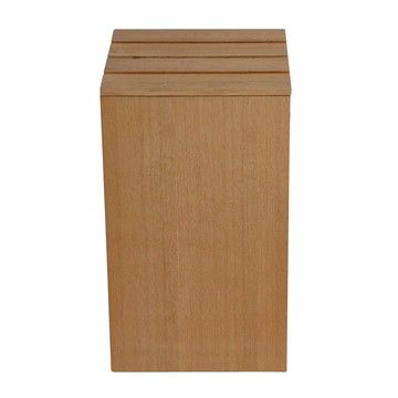 Mezza Laundry Box Oak, $270, now featured on Fab.