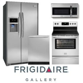 Frigidaire Gallery 4pc Smudge-proof Kitchen Package