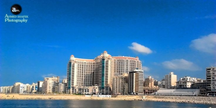 san stefano, #Alexandrie , Egypt ♥ #egypt #Египет #Александрия #море #пляж #エジプト