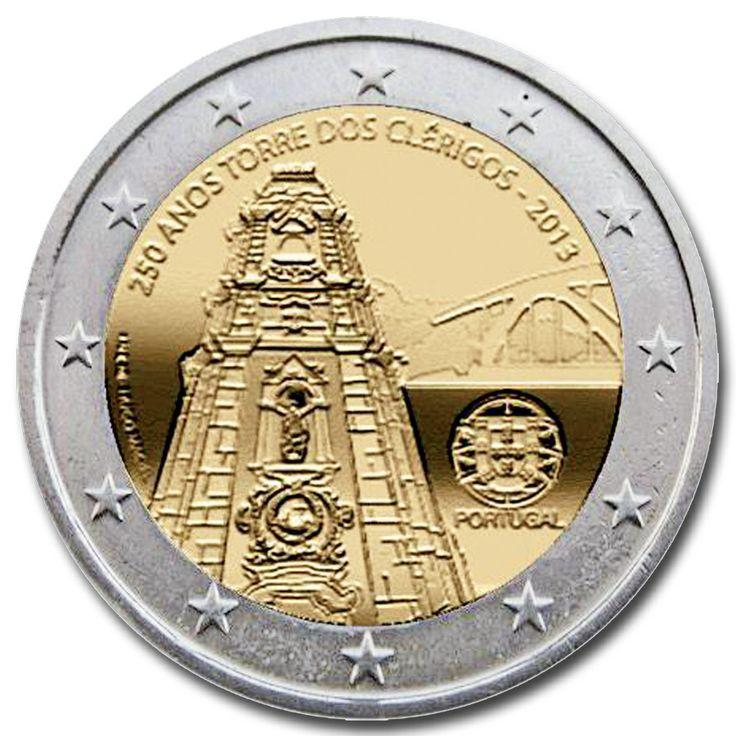 Portogallo 250 anni Torre dei Sacerdoti