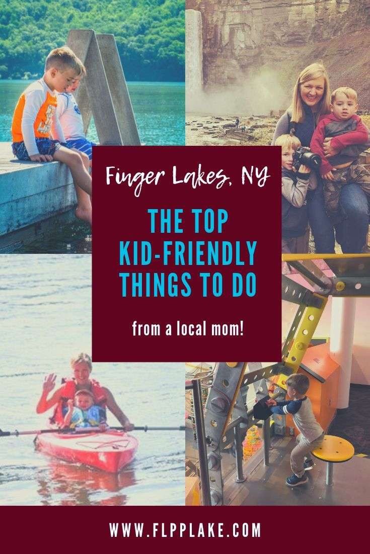 Top Kid Friendly Things To Do In The Finger Lakes From A Local Mom Traveling To The Finger Lakes Region In Ny With Finger Lakes Ny Finger Lakes Local Moms