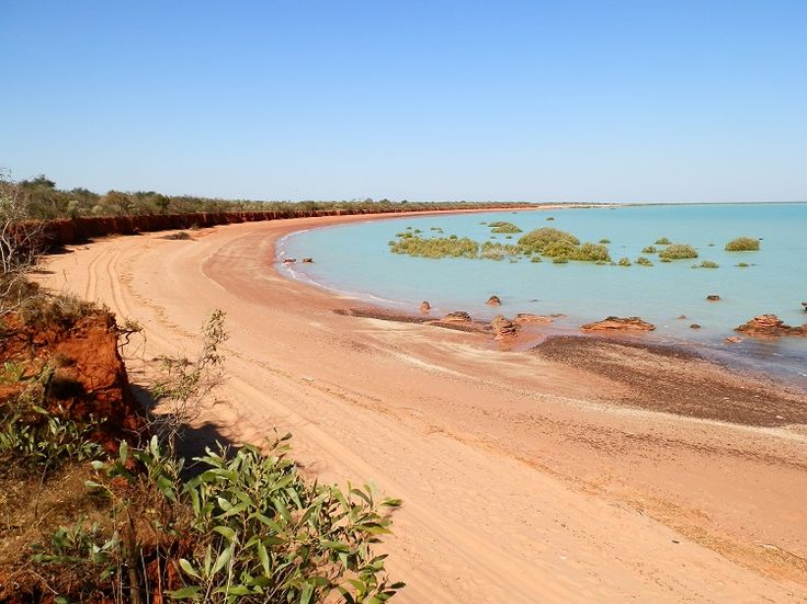Roebuck Bay during my 6 Random Moments at the Broome Bird Observatory! More HERE: http://www.redzaustralia.com/2013/06/6-random-moments-at-the-broome-bird-observatory/