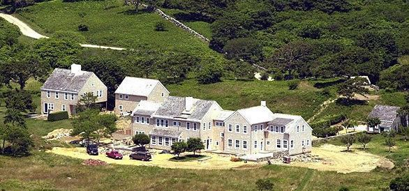 Jacqueline Kennedy Home Martha S Vineyard Kennedy
